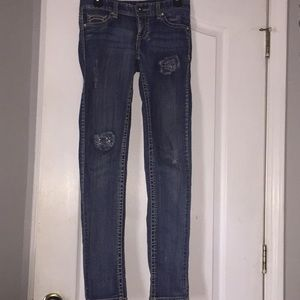 Maurice's sparky jeans